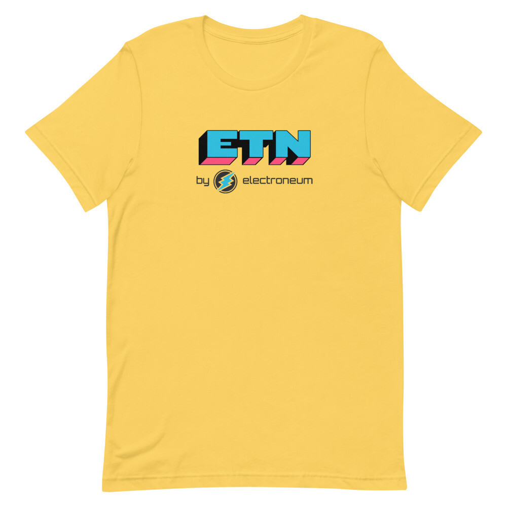 ETN by Electroneum T-Shirt