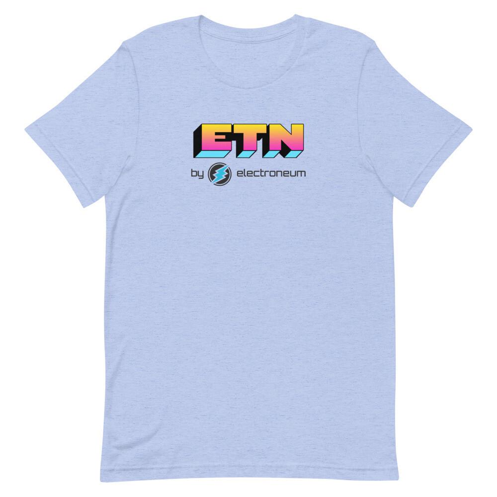 ETN by Electroneum T-Shirt (Gradient)