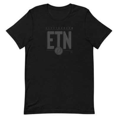 ETN Amplifier T-Shirt (Midnight Edition)