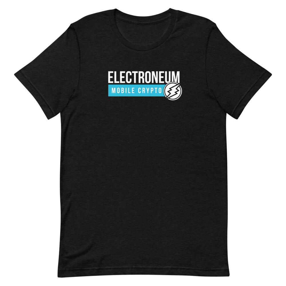 Electroneum | Mobile Crypto T-Shirt