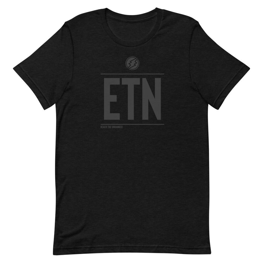Electroneum Reach T-Shirt (Midnight Edition)