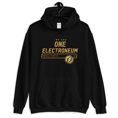 We Are One Electroneum Hoodie