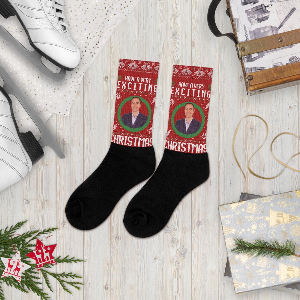 Exciting Christmas Socks