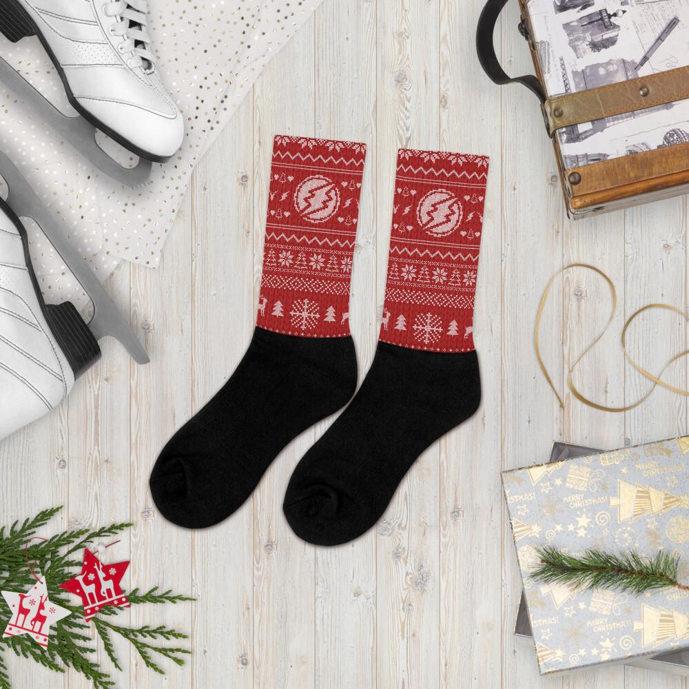 ETN Christmas Socks