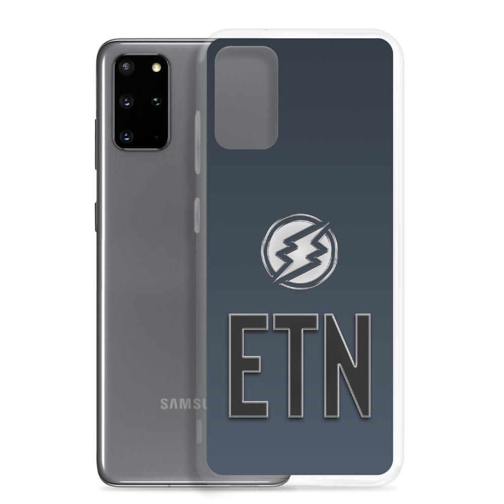 ETN Chrome Samsung Case