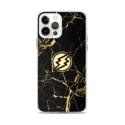 ETN Gold Marble iPhone Case
