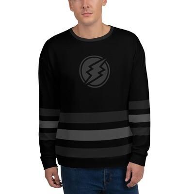 ETN Jersey Style Sweatshirt - Midnight Edition (3 Stripes)