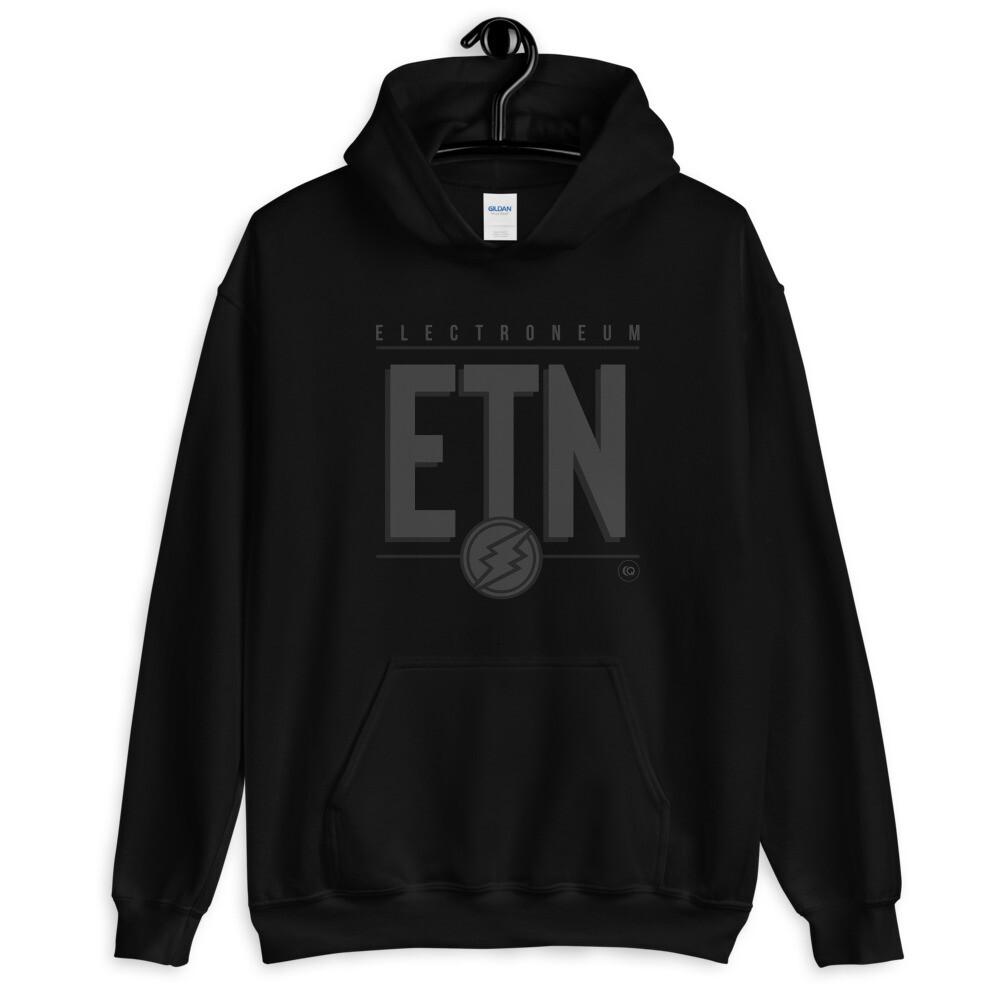 ETN Amplifier Unisex Hoodie (Midnight Edition)