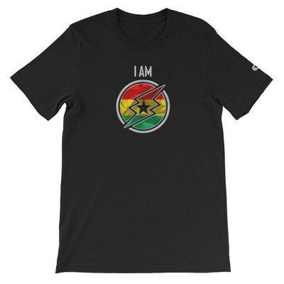 Ghana - I AM T-Shirt
