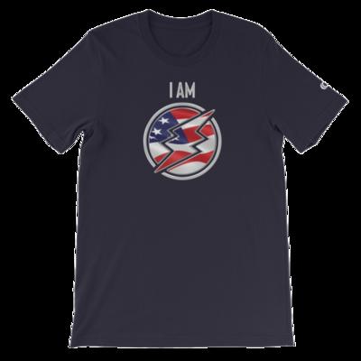 USA - I AM T-Shirt