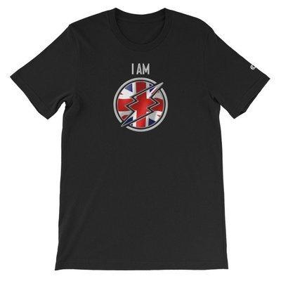 UK - I AM T-Shirt