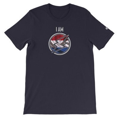 Netherlands - I AM T-Shirt