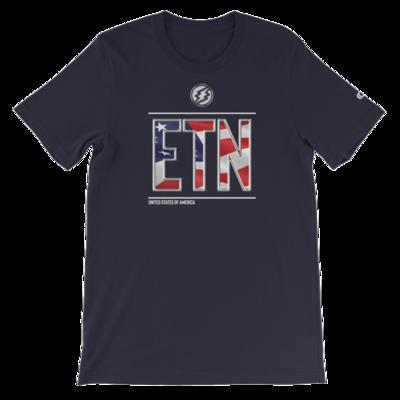 USA - I AM ETN T-Shirt