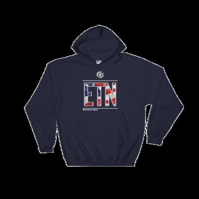 USA - I AM ETN Hoodie