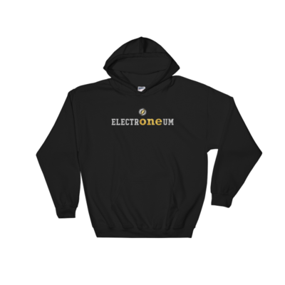 ElectrONEum Hoodie ( Gold Bolt )