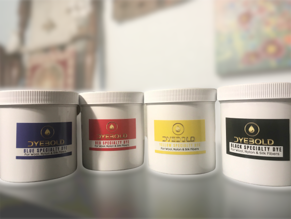 Kit Includes 5 of 16 oz Kit DyeBold Specialty Dye Kit (Blue, Red, Yellow, Brown & Black)  + 4oz Ph Reduc.