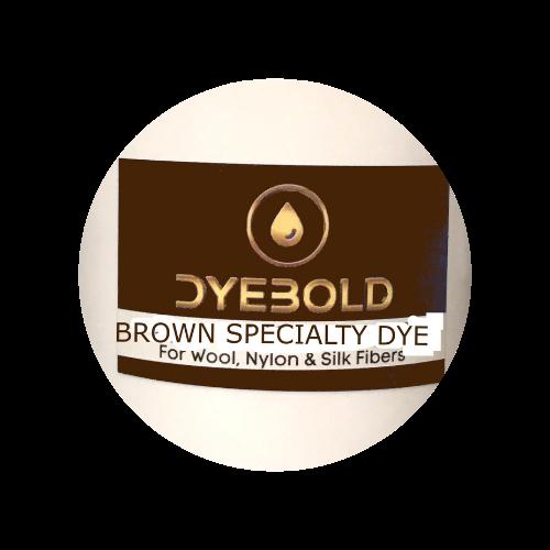 2 Oz Brown Specialty Dye