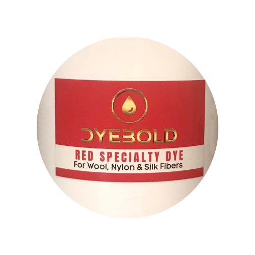 2 Oz Red Specialty Dye