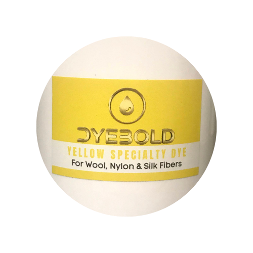 2 Oz Yellow Specialty Dye