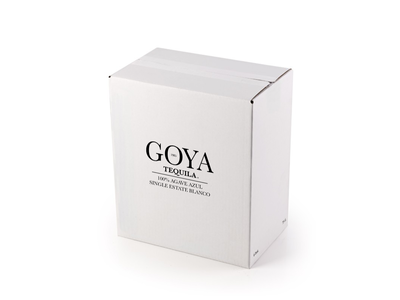 6 BOTTLES CASE - GOYA TEQUILA