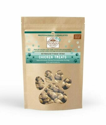 Dried Chicken Pet Treats 150 mg
