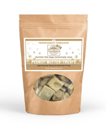 CBD Oil Peanut Butter Dog Treats 100 mg