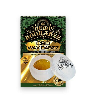 Dab Wax 250 mg