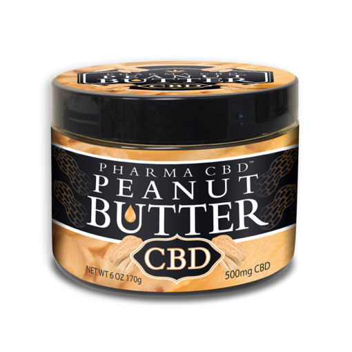 Peanut Butter 500 mg