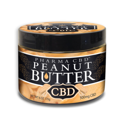 Peanut Butter 500 mg