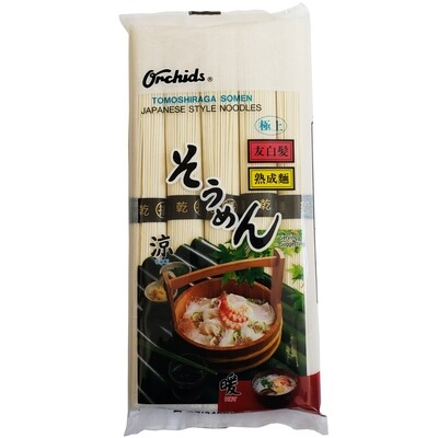 Orchids Tomoshiraga Somen 12 oz