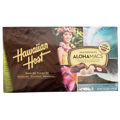"""Hawaiian Host  """"ALOHAMACS""""   7oz"""