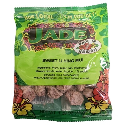 Jade Sweet Li Hing Mui 1.25 oz - White