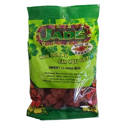 Jade Sweet Li Hing Mui Red 5 oz