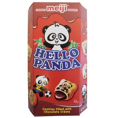 Hello Panda Biscuits with Choco Cream 2 oz