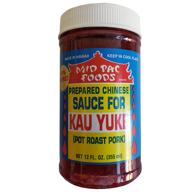Mid Pac Kau Yuke Sauce 12oz.