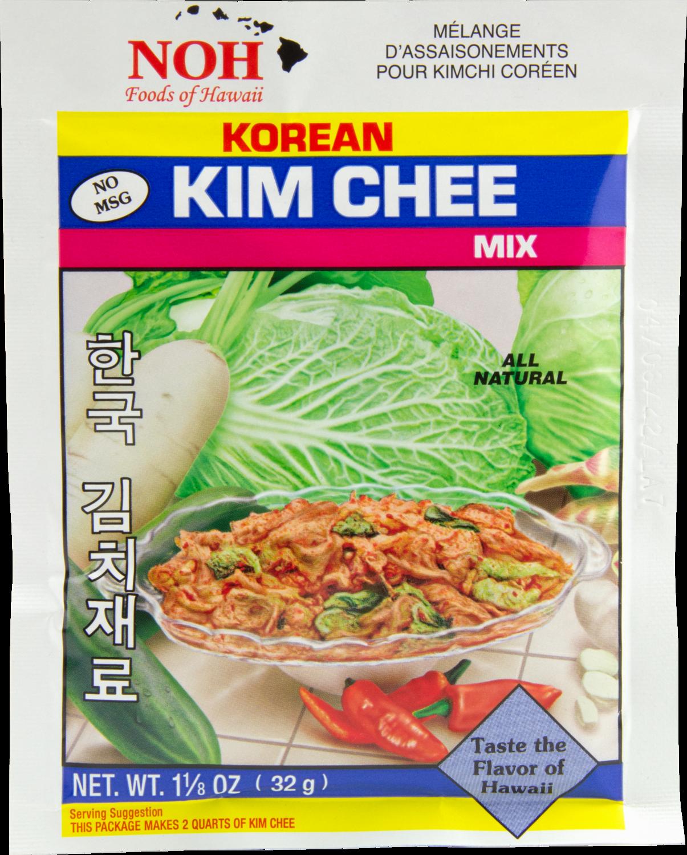 NOH Korean Kim Chee Base 1.13oz