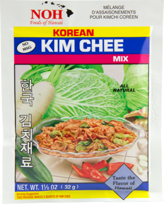NOH Korean Kim Chee Base 1.13oz