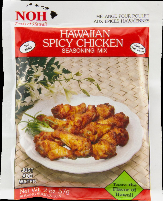 NOH Hawaiian Spicy Chicken 2oz