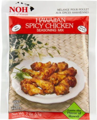 NOH Hawaiian Spicy Chicken 2oz