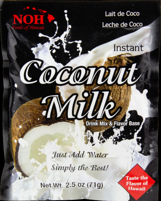 NOH Coconut Milk Flavor Base 2.5 oz