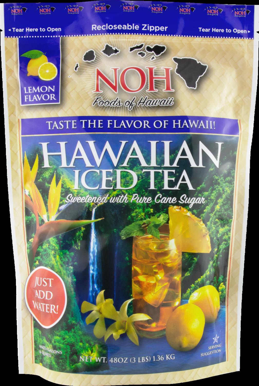 NOH Hawaiian Iced Tea 3lb Bulk