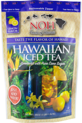NOH Hawaiian Iced Tea 3lb Bulk