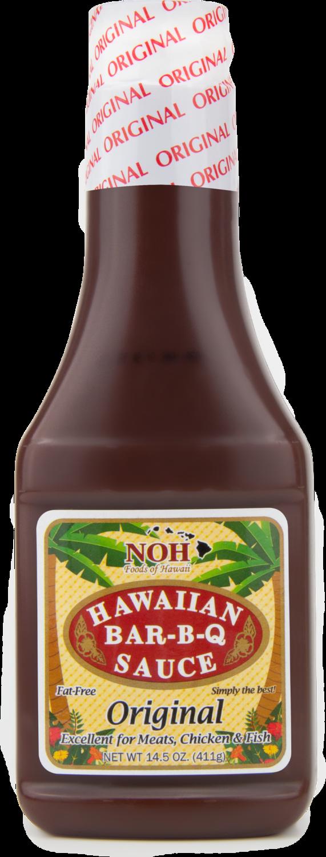NOH Hawaiian BBQ Sauce Original 14.5 oz