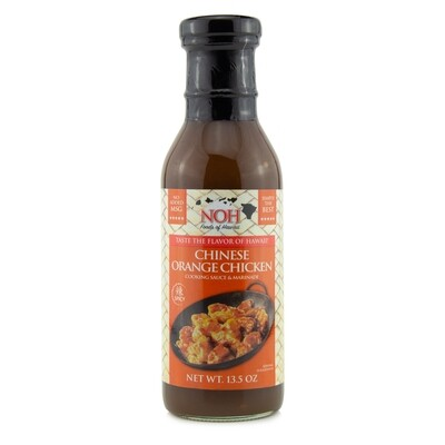 Noh Chinese Orange Chicken Sauce & Marinade 14.5 oz