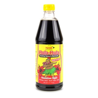 NOH Hula-Hula Cooking Sauce & Marinade 24 oz