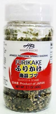 HB  Furikake Nori Goma 2.1 oz