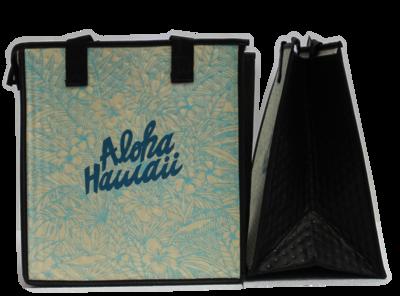 Tropical Paper Garden - Insulated Medium Bag - STORYBOOK CREAM