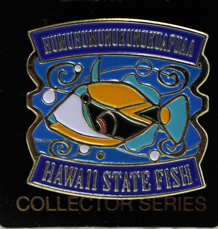 Pin - Hawaii State Fish