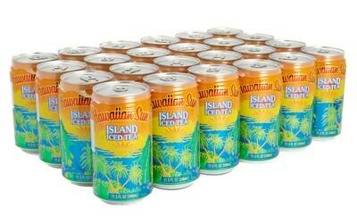 Hawaiian Sun Drink - Island Iced Tea 11.5 oz (Pack of 24)