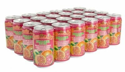 Hawaiian Sun Drink - Pass-O-Guava 11.5 oz (Pack of 24)